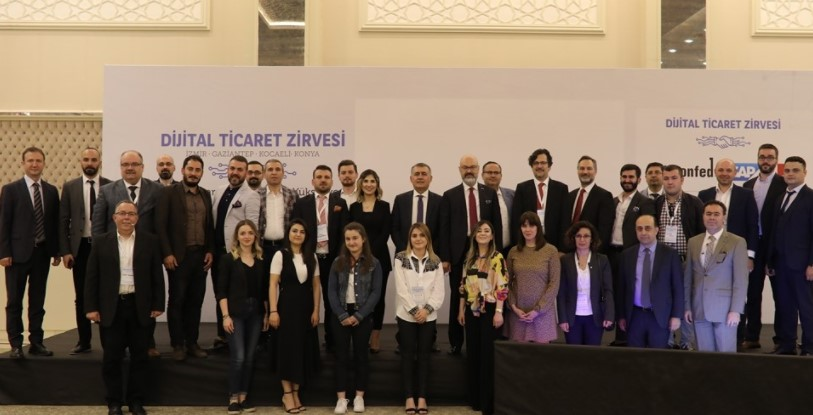 The Second Stop Of Digital Trade Summit Was Gaziantep