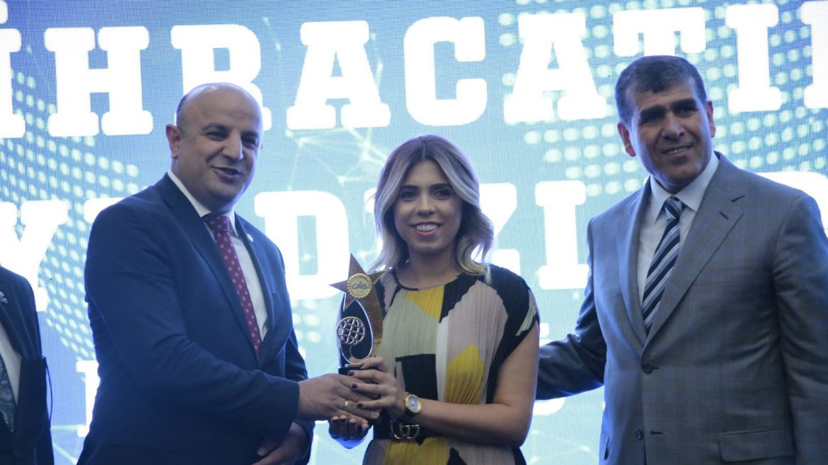 Star of Export Award to the World Brand, Bizce Oil
